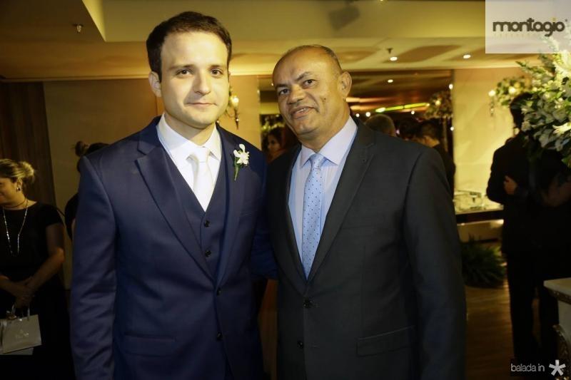 Rafael Lobo e Sergio Barbosa