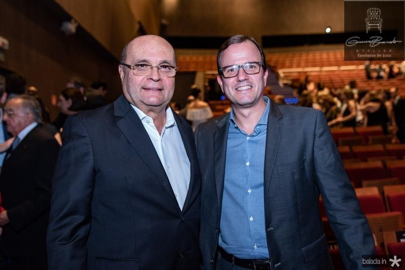 Fernando Cirino e Gian Franco