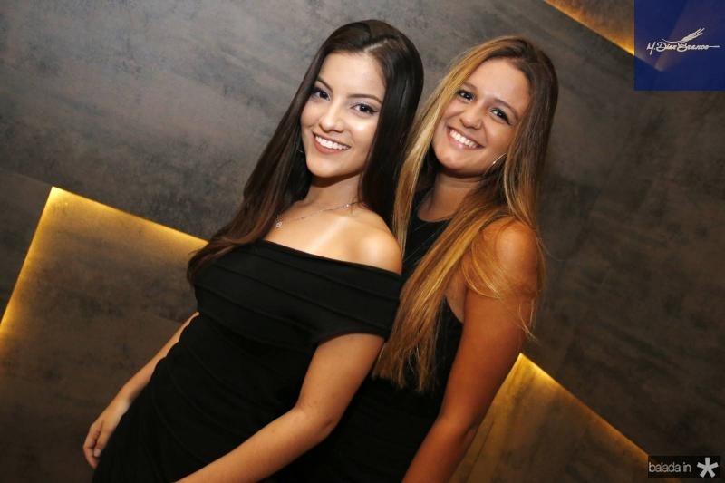 Catarina Oliveira e Juliana Rodrigues