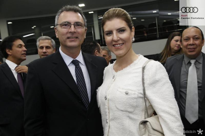 Carlos e Carla Pereira