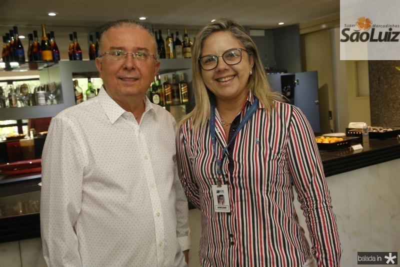Antonio Jose Mello e Auricleide Almeida
