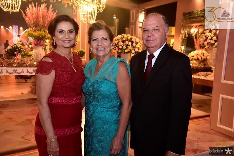 Marilena Campos, Fatima Albuquerque, Mario Albuquerque