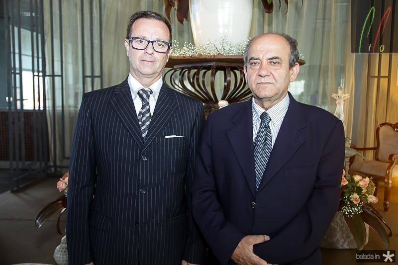 Rui Oliveira e Arnaldo Batista