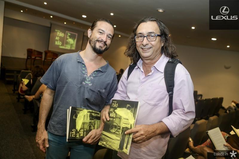Rodrigo Oliveira e karlo Cardozo