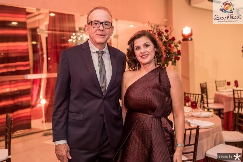 Sergio e Gina Fiuza