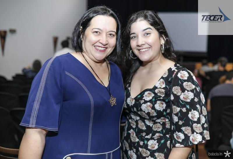 Norma Zelia e Beatriz Andrade