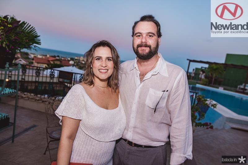 Ana e Rodrigo Leal