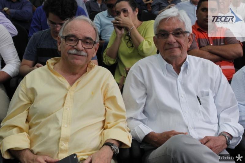 Ednilton Soares e Assis Machado 2