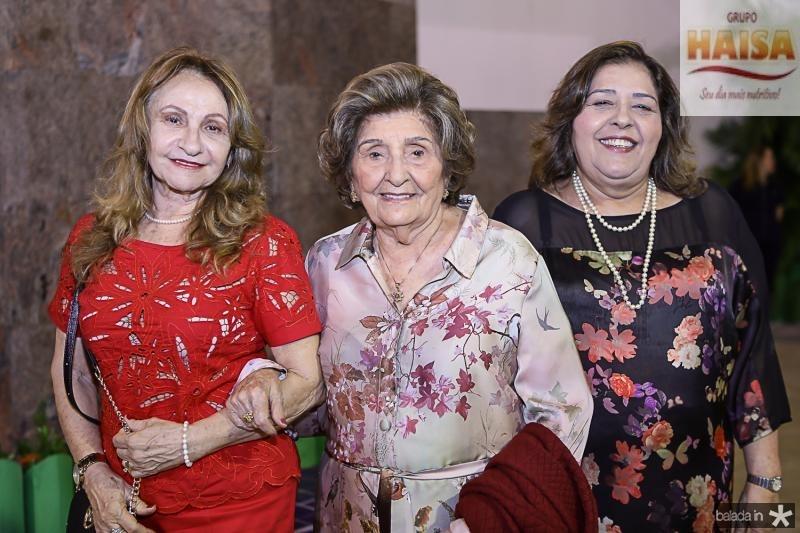 Maria Philomeno, Iramir e Carla de Sa Cavalcante