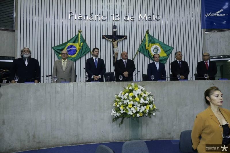 Maestro Poty, Fernando Ximenes, Paulo Jose Benevides, Fernando Hugo, Carlos Matos, Sergio Benevides e Peninha