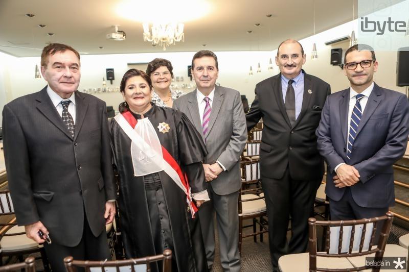 Zainito Holanda, Regina Nepomuceno, Claudio Pires, Franze Gomes e Celso Vieira