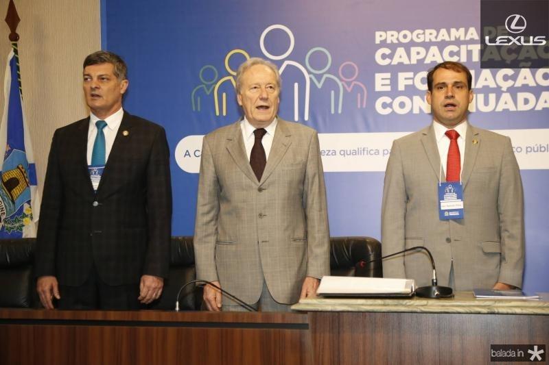 Cid Marconi, Ricardo Lewandowiski e Salmito Filho 3