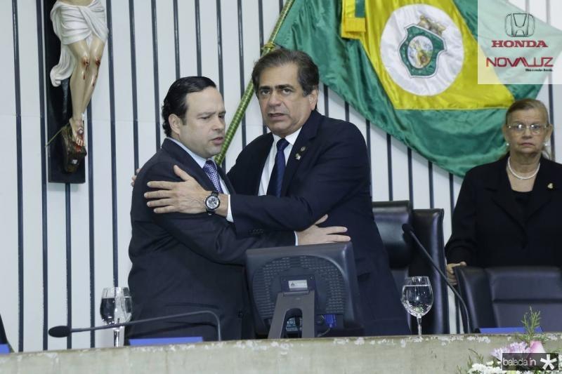 Igor Queiroz  Barroso e Zezinho Albuquerque