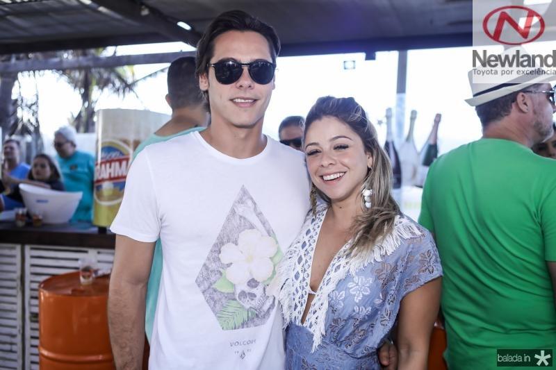 Fernando Diogenes e Natalia Recamonde