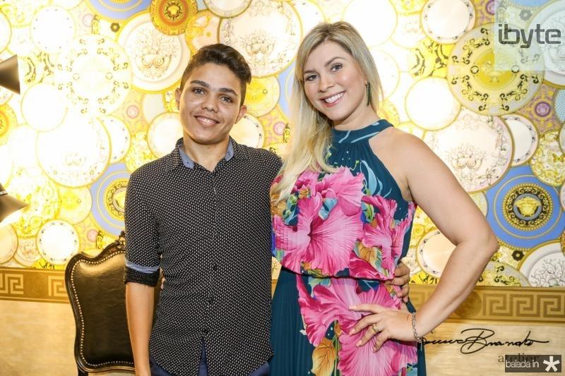 Eduardo Borges e Genice Brandao