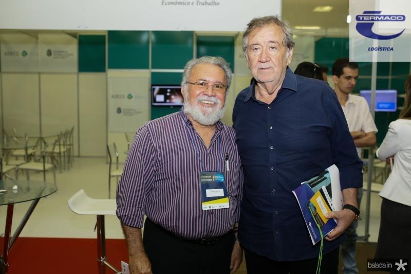 Tiburcio Menezes e Moesio Loiola