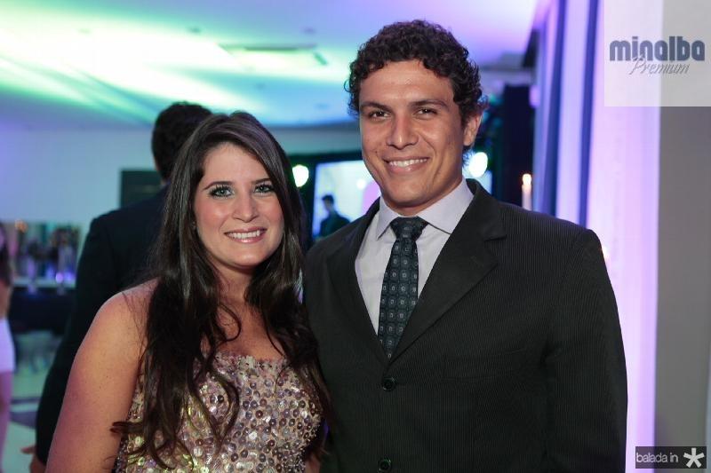 Maiara Rios e Daniel Aires