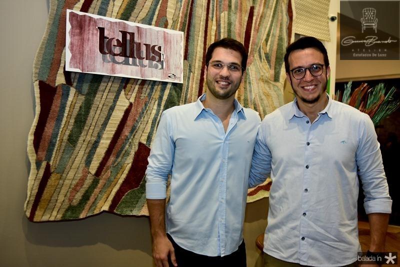 Guilherme Albuquerque e Felipe Costa