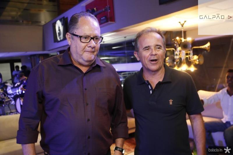 Jamil Farah e Macus Ferreira