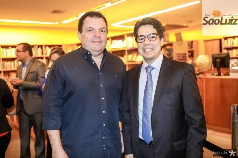 Fernando Ferrer e Andrei Aguiar