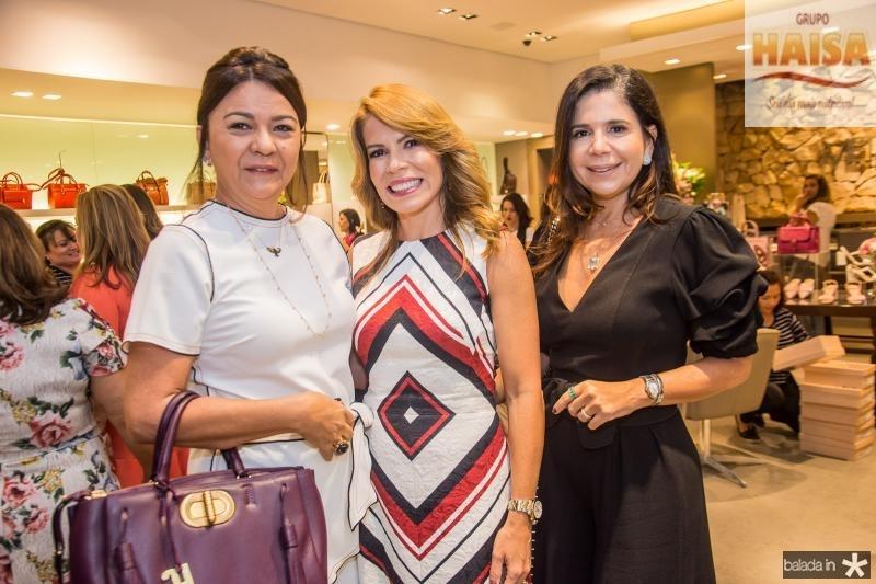 Guiomar Feitosa, Maira Silva e Maria Lucia Negrão