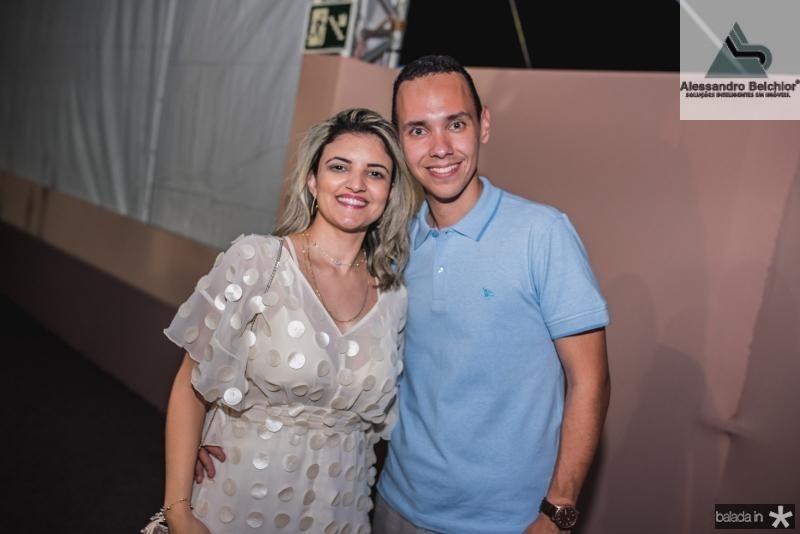 Ticiana e Pedro Rocha