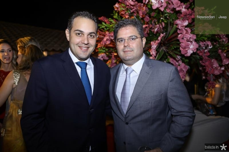 Bruno Bastos e Edson Queiroz Neto