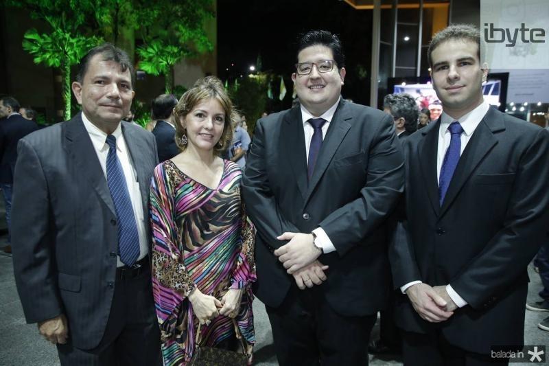 Fernando Castro Alves, Circe Jane, Yuri Torquato e Paulo Salim