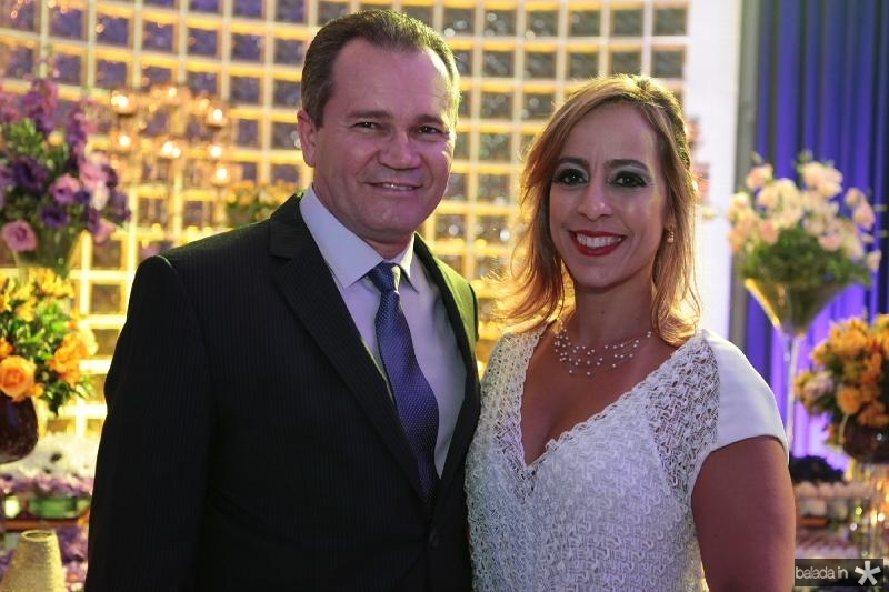 Sergio e Leticia Macedo