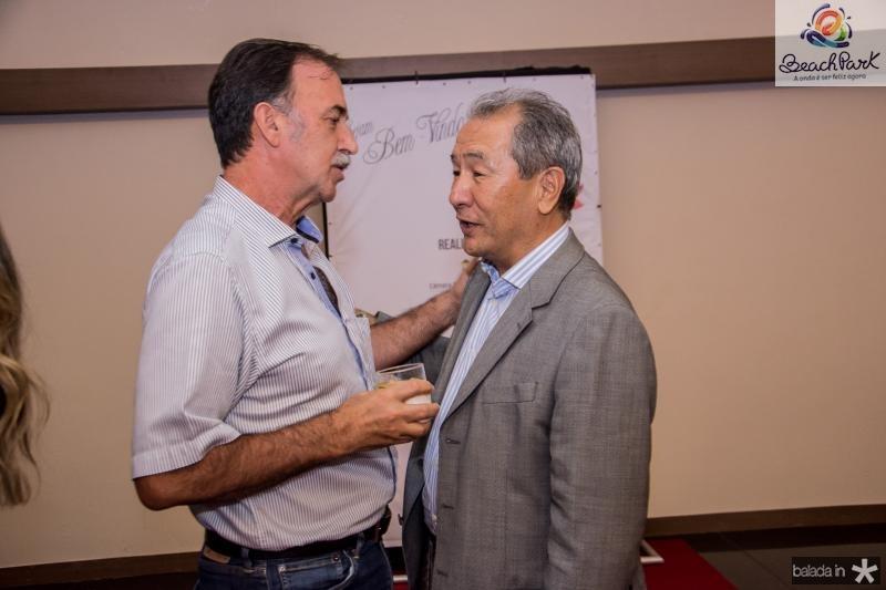 Armando Abreu e Coronel Romero