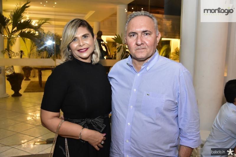 Karina e Airton Fernandes