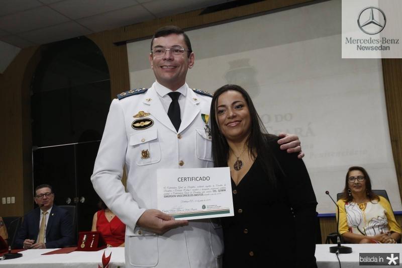 Emerson Bastos e Luciana Costa