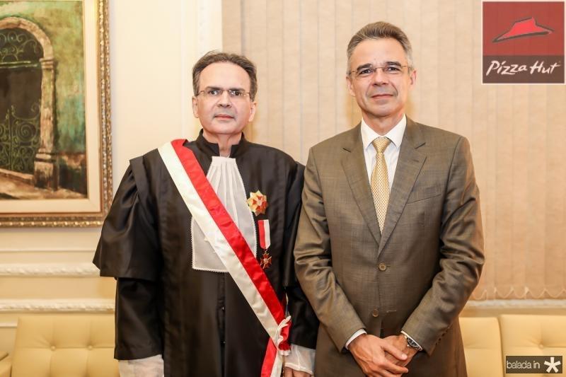 Emanoel Furtado e Eraclito Vieira