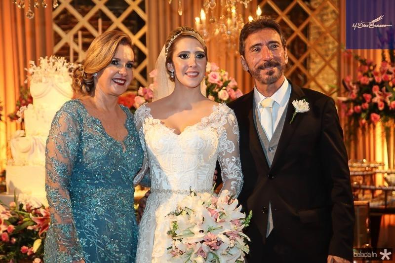 Eveline,Thais e Joao de Deus Carvalho