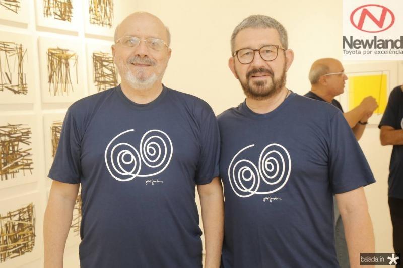 Jose Mesquita e Francisco Vidal