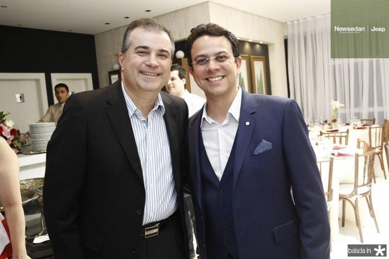 Ricardo Bezerra e Erik Nery