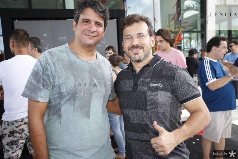 Eugenio Coutinho e Renato Pereira