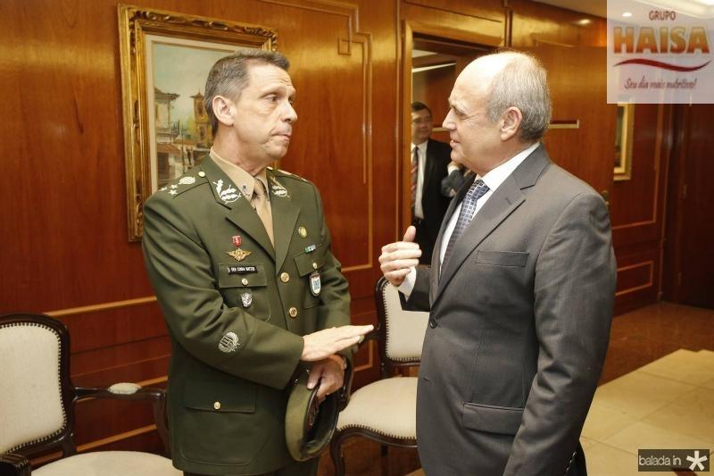 General Cunha Matos e Gladyson Pontes 2