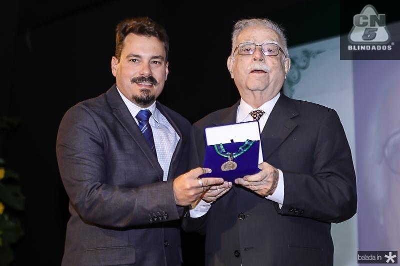 Miguel Dias Filho e Cid Carvalho