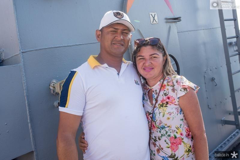 Antonio Iraldo e Antonia Santos