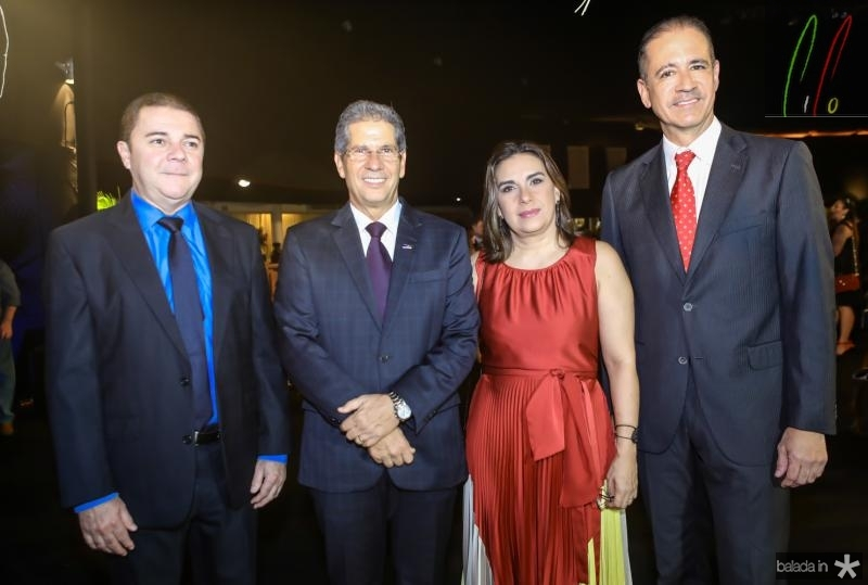 Elizeu Barros, Ramalho e Isabela Ramalho, Regis Medeiros