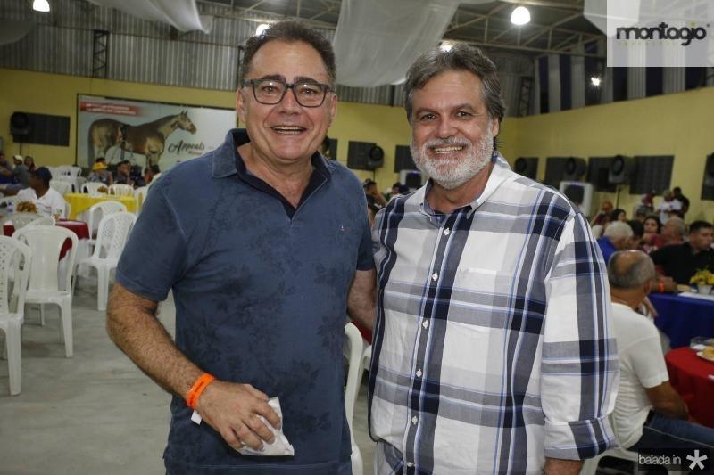 Artenisio Leite e Paulo Miranda