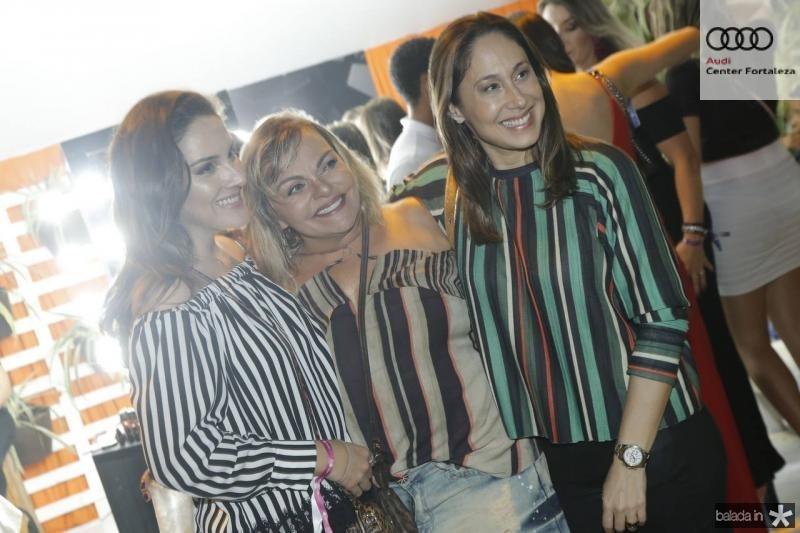 Natalia Marques, Thea Moreira e Larissa Coelho 1
