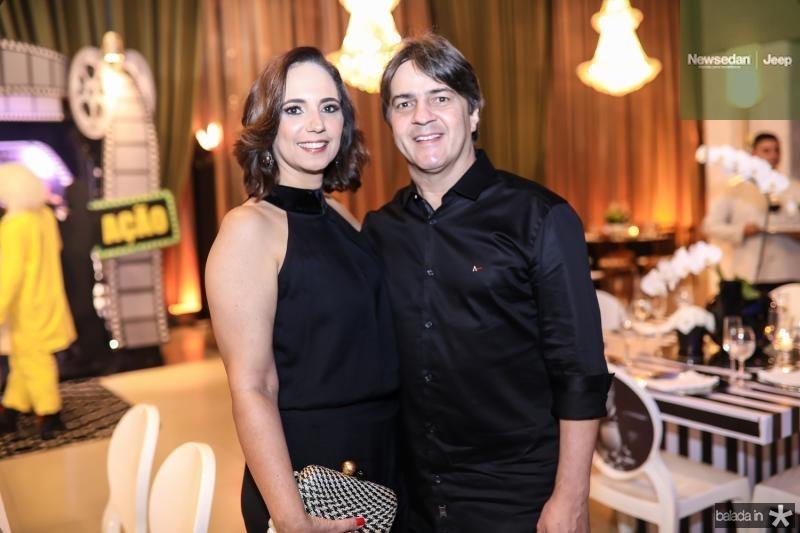Suzi e Romulo Ferrer