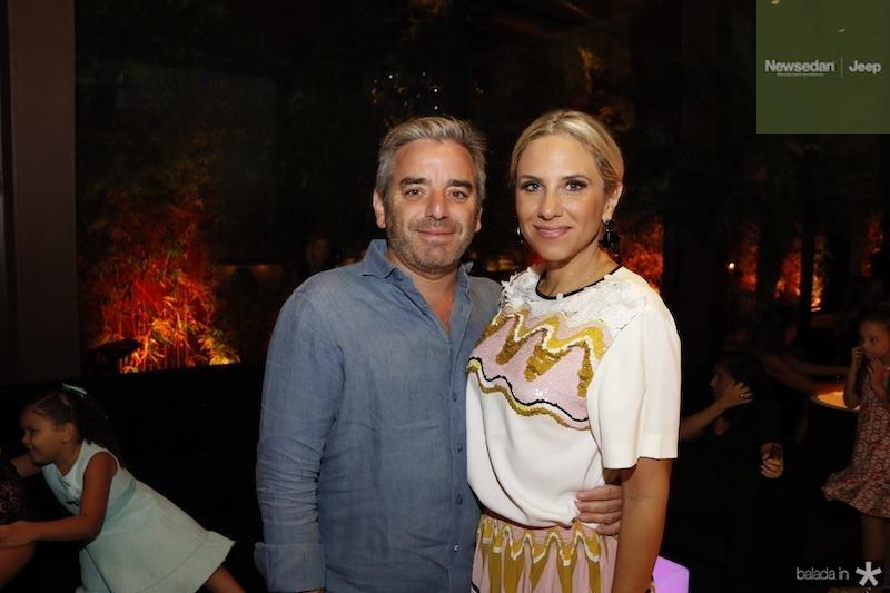 Guto e Fernanda Vidigal