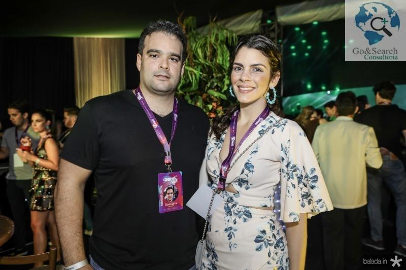 Davi e Renata Lima