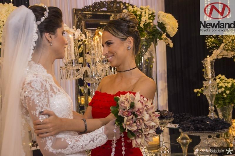 Manoela Gladstone e Raiane Cardoso