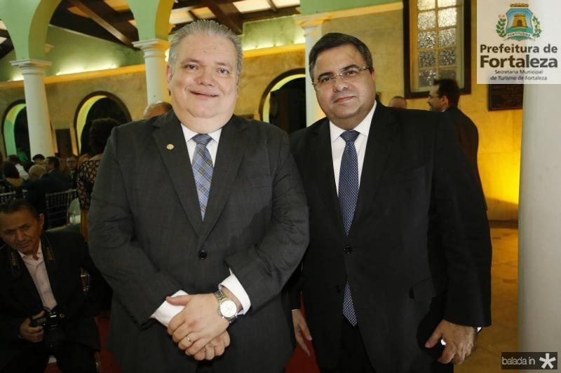 Pedro Jorge Medeiros e Fabio Timbo