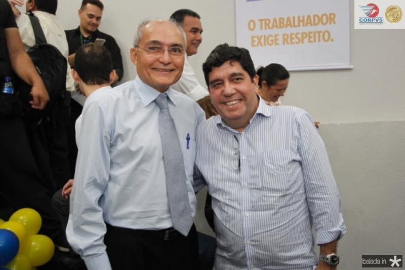 Glauco Lobo e Cabeto Martins