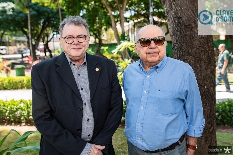Juarez Leitao e Jeova Lemos